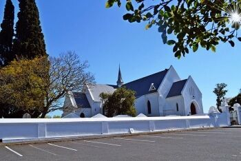 Dutch Reformed Church Durbanville, Cape Town\'s Northern Suburbs, Western Cape