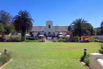 Meerendal Wine Estate north of Durbanville, Cape Town\'s Northern Suburbs, Western Cape